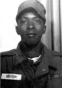 PFC JOHNNY L BRUTON