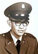 PFC WILLIAM A GUNTER, Jr