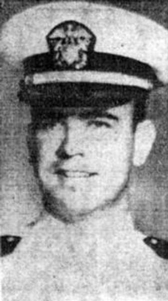 LTJG JAMES A KELLY, Jr