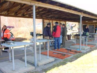 Cape Ann Sports Club Rifle Range