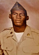 PFC ALAN C WARD