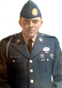 PFC MICHAEL J WATERMAN